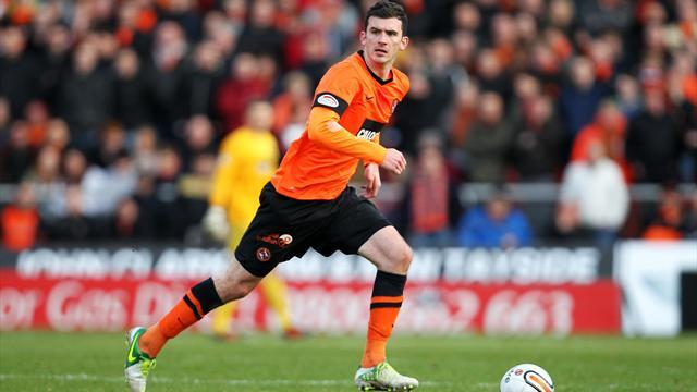 Scottish Premiership - Gunning could make Dundee United return