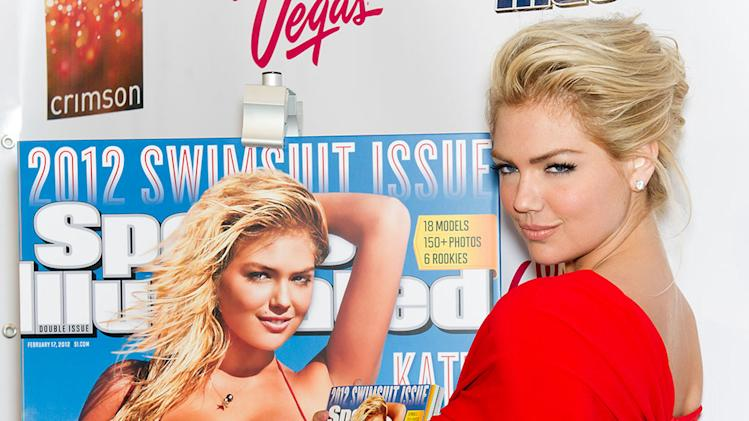 2012 Sports Illustrated Swimsuit Issue Launch Party: Kate Upton