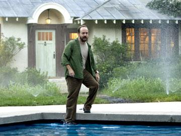 Paul Giamatti in Warner Bros. Pictures' Lady in the Water