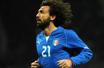Mexico wary of Pirlo threat