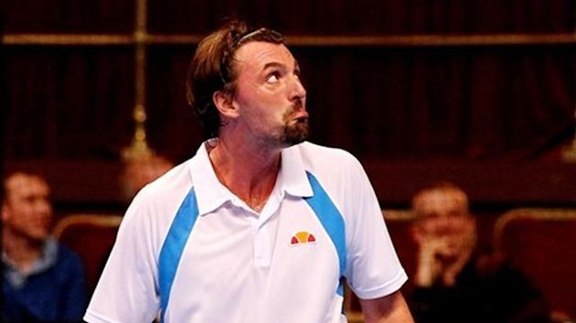 TENNIS Goran Ivanisevic