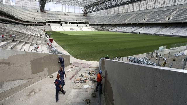 World Cup - FIFA to keep World Cup matches in Curitiba