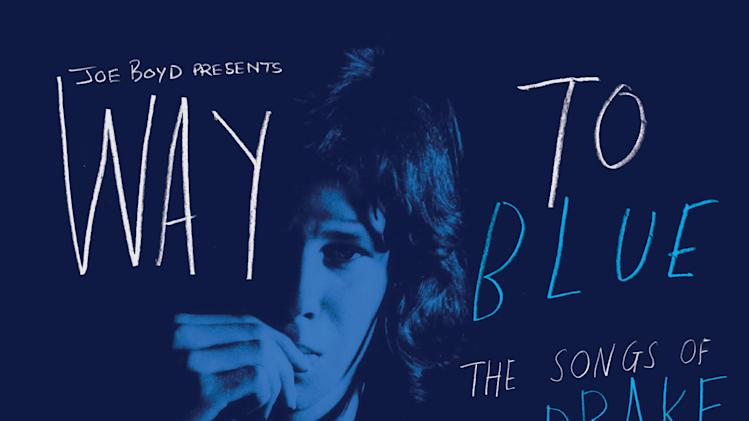 "This CD cover image released by StorySound Records shows the tribute album ""Way To Blue - The Songs Of Nick Drake,"" by various artists. (AP Photo/StorySound Records)"