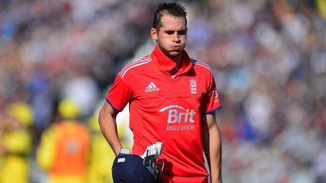 Cricket - Century close call frustrated Hales