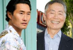 Daniel Dae Kim, George Takei | Photo Credits: Norman Shapiro/CBS, Gregg DeGuire/WireImage