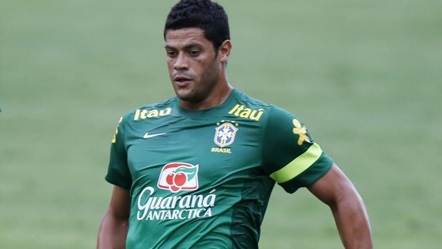 South American Football - Hulk claims Chelsea interest