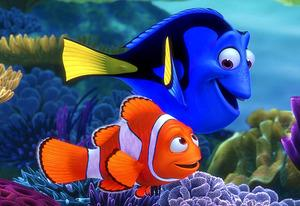 Finding Nemo | Photo Credits: Pixar
