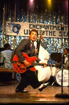 Michael J. Fox in Universal Pictures' Back to the Future
