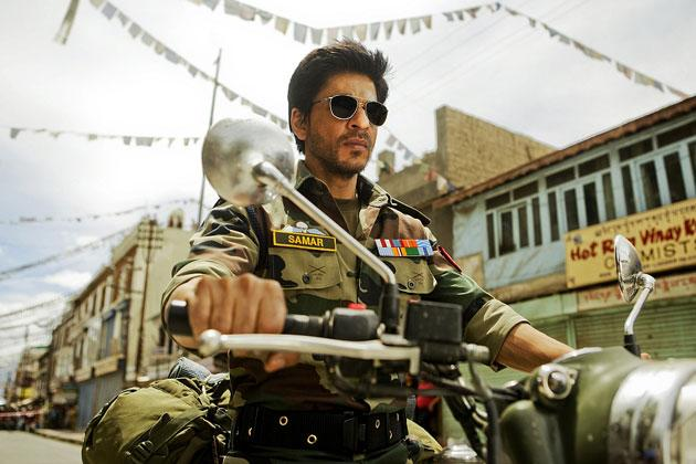 Revealed: Shah Rukh, Katrina and Anushka in 'Jab Tak Hai Jaan'