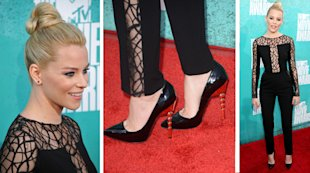 Worst Dressed At The 2012 MTV Movie Awards?