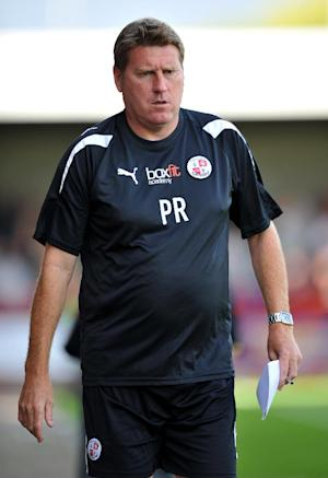 Paul Raynor feels Rotherham totally deserved their victory over Oxford
