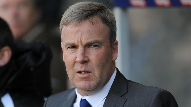 Championship - Jackett frustrated by defeat