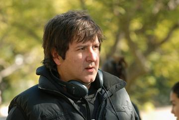 Director Steven Brill on the set of Paramount Pictures' Drillbit Taylor