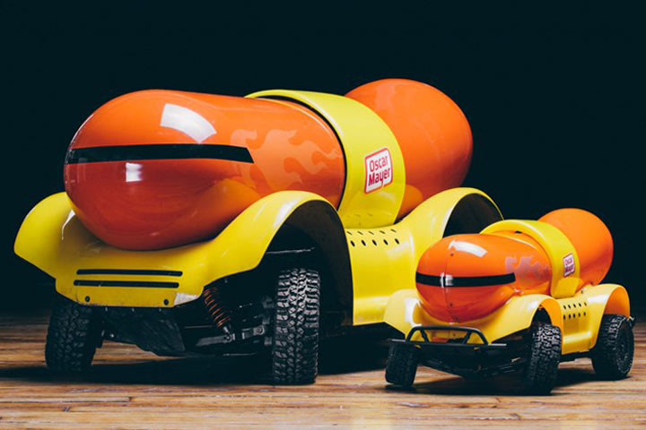 oscar mayer is selling wienermobile rc cars this week only yahoo finance canada. Black Bedroom Furniture Sets. Home Design Ideas