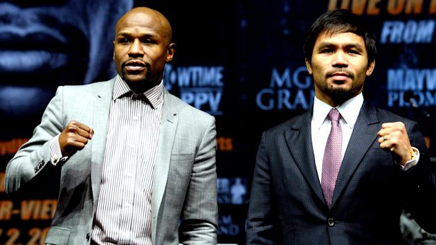 It could cost $100,000 to see Mayweather take on Pacquiao
