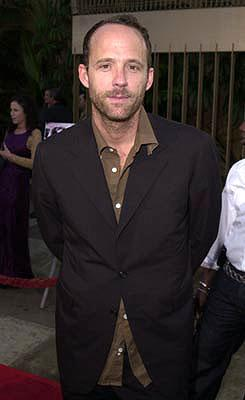 John Benjamin Hickey at the Hollywood premiere of Fine Line's The Anniversary Party