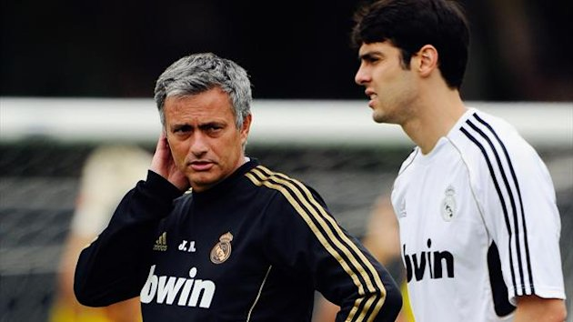 FOOTBALL - 2012/2013 - Real Madrid - Mourinho - Kaka