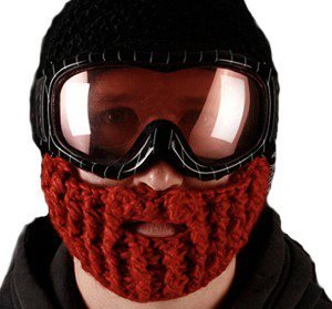 The Beardo was rejected by CBC's Dragon's Den, but has experienced a fair level of success. (Beardo Facebook)