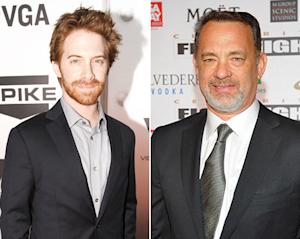 April Fool's! Seth Green and Tom Hanks to Go on Volcanic Excursion