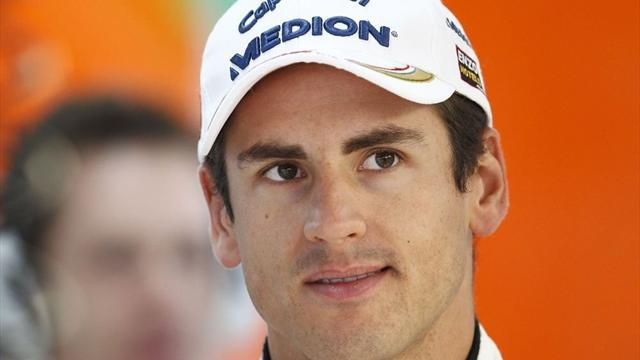 Formula 1 - Sutil: I've done everything I can