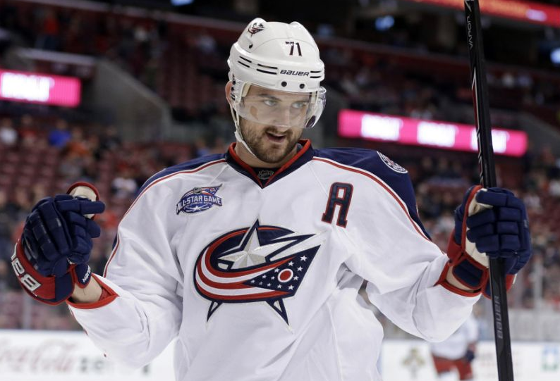 Nick Foligno and the Blue Jackets are on a ridiculous run