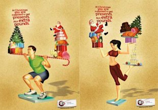 Top 15 Most Creative Christmas Advertisements image christmas ad 14