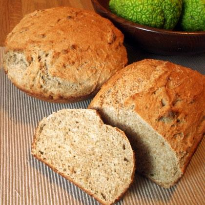 No-Knead Honey Whole-Wheat Bread