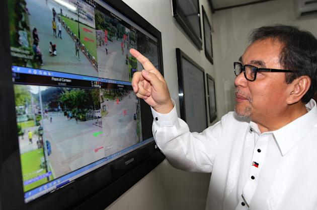CCTV cameras seen to make Manila's Luneta Park safer