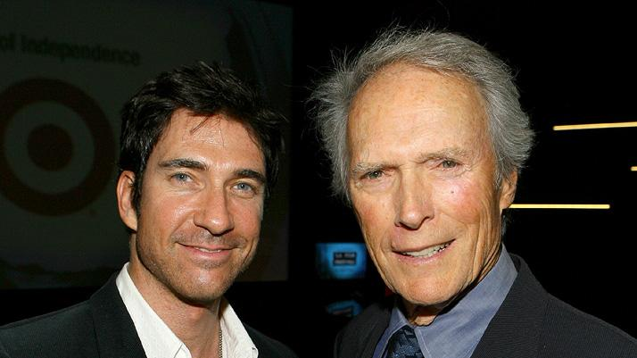 Clint Eastwood Dylan McDermott 2007