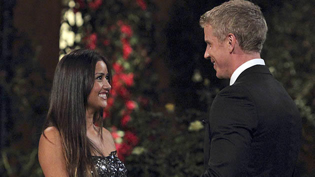 "Catherine and Sean from ""The Bachelor"" Season 17."