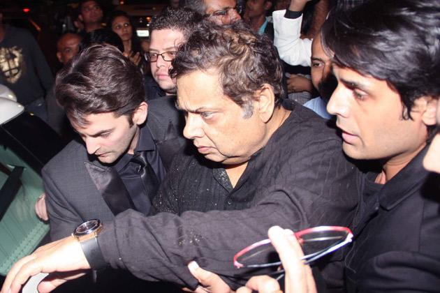 David Dhawan out of danger now