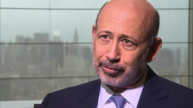 Goldman Sachs CEO on same-sex marriage