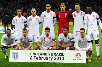 England stay fourth in Fifa ranking