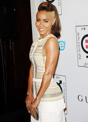 Jada Pinkett Smith Shows Off Drastic Shaved Hairstyle at Event: Picture