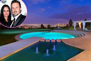 Courteney Cox, David Arquette Selling Beverly Hills Mansion for $19.5 Million After Divorce Finalized: Pictures