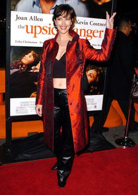 Premiere: Janine Turner at the Westwood premiere of New Line Cinema's The Upside of Anger - 3/3/2005