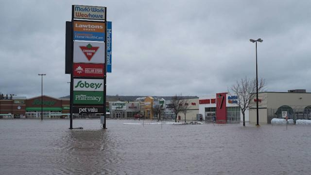 New Brunswick woman says she lost 'everything' in flood