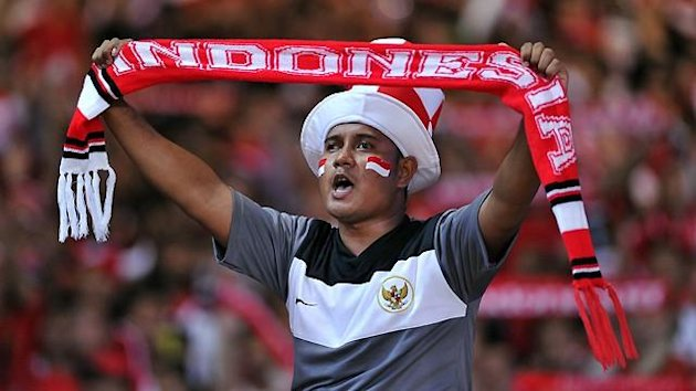 FOOTBALL Indonesia Fan 2012