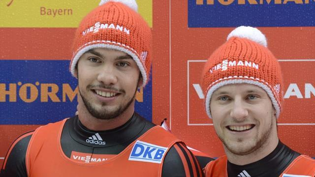 Luge - Wendl and Arlt seal title with Lake Placid win