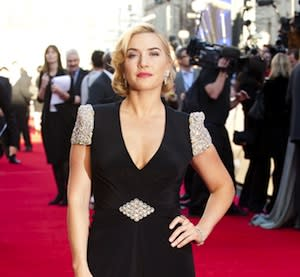 Kate Winslet to Star in 'Divergent' Alongside Shailene Woodley, Theo James