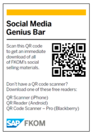 Cut To The Chase With QR Codes And A SoLoMo Customer Experience image Screen Shot 2013 06 30 at 12.18.37 PM