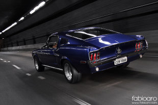 1968 Ford Mustang (photo: Fabio Aro   Flickr)