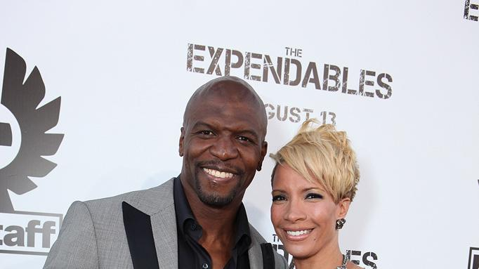 The Expendables LA Premiere 2010 Terry Crews