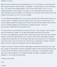 What CEOs Can Learn from Andrew Masons Resignation Letter image Groupon Resignation