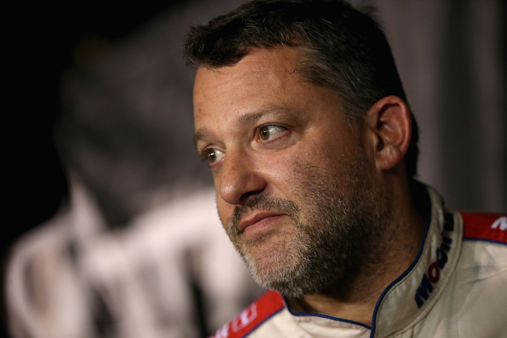 Tony Stewart is currently outside the top 12 in the Chase standings (Getty).