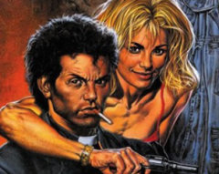AMC Preacher Comic Book Series