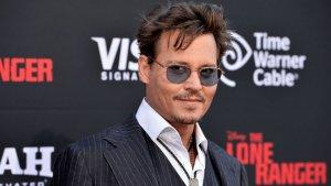 'Lone Ranger' Premiere Brings Johnny Depp, Armie Hammer and the Wild West to Disneyland