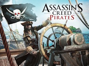 5 New iOS Games in 2014 You'll Want to Install image Assassins Creed Pirates