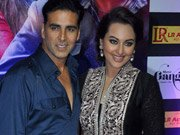 Akshay Kumar: Sonakshi Sinha is the perfect heroine