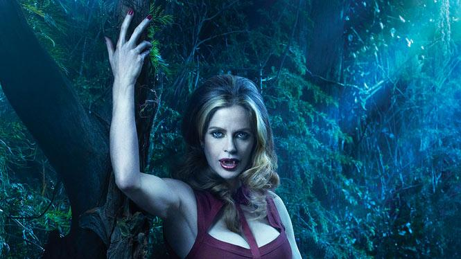 "Kristin Bauer van Straten stars as Pam in ""True Blood."""